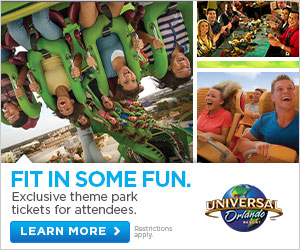 NAIDC Universal Discount Tickets