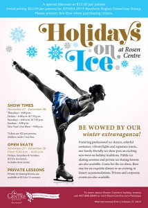 Holidays on Ice at the Rosen Centre